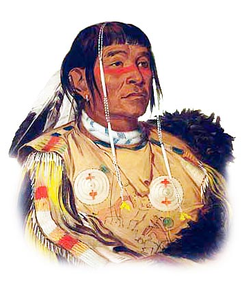 chippewa plains indian